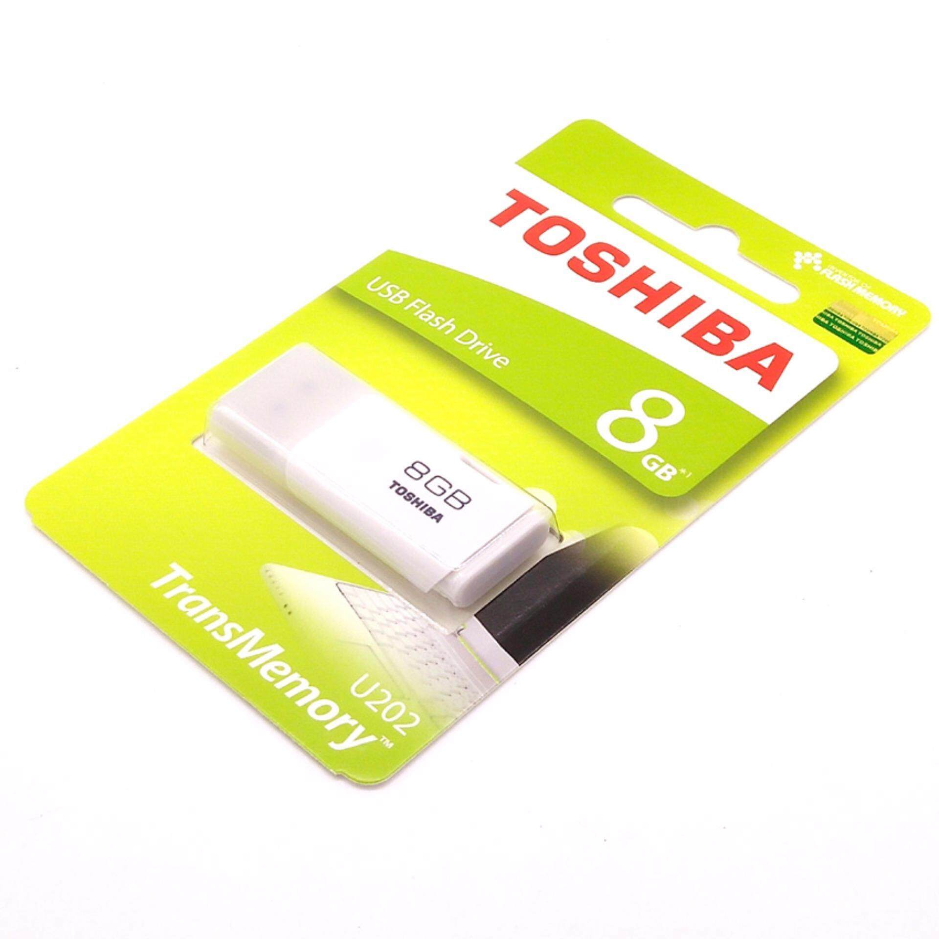 Official Toshiba U202 8GB USB PenDrive Flash Drive