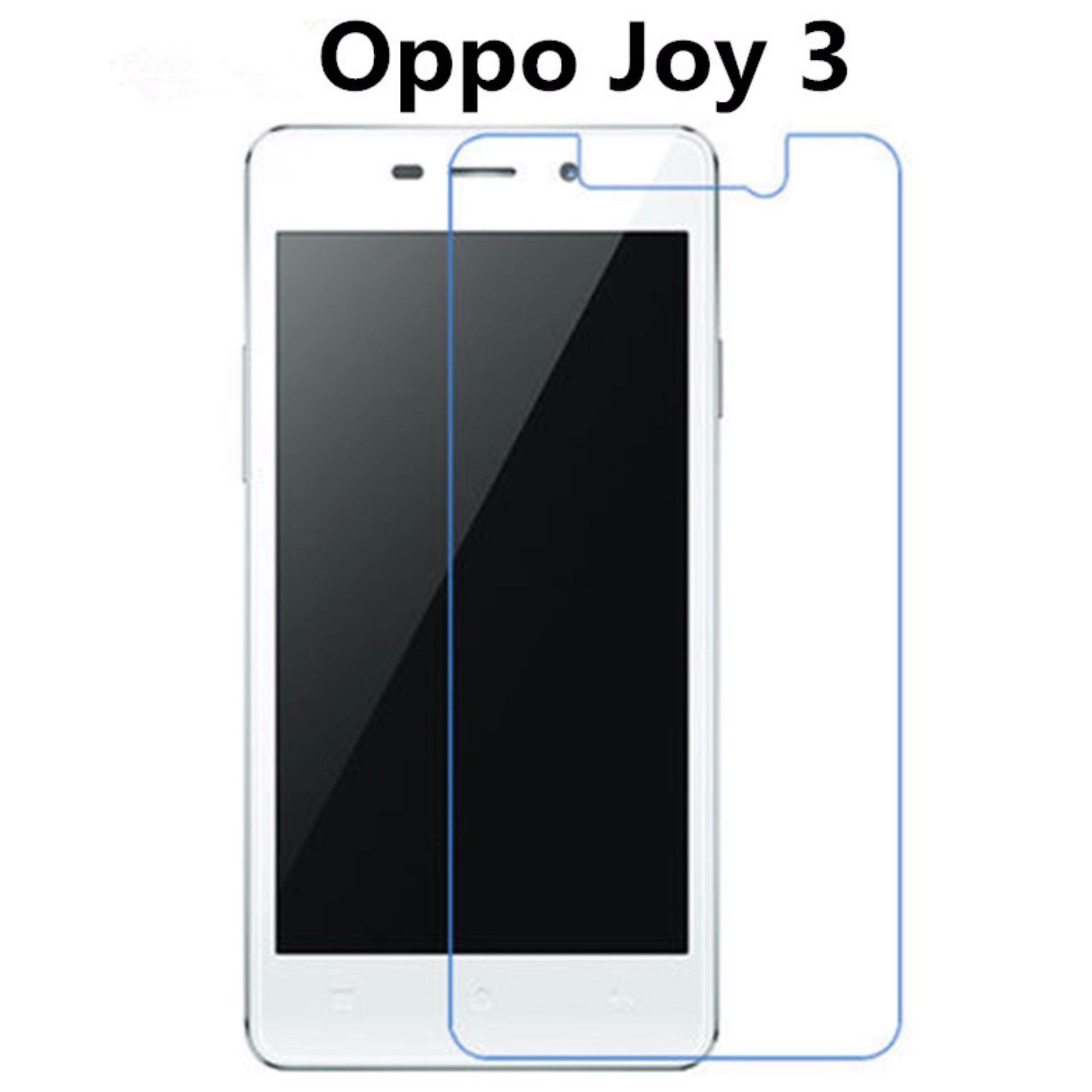 Lucky Dotcom Oppo Phone Screen Protector Tempered Glass Buy Online My User F1 Plus Clear Joy 3 9h Round Edges