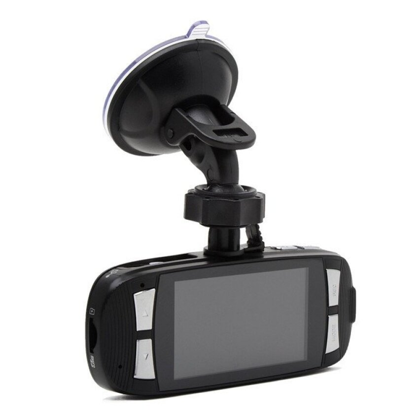 Original Dashboard Dash Cam - Full HD 1080P H.264 2.7�x9D LCD Car DVRCamera Video Recorder with G-Sensor Night Vision Motion DetectionWDR 140° Wide Angle 4X Zoom - NT96650 + AR0330 - intl
