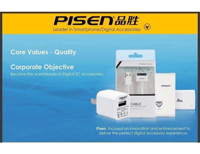Original Pisen Camera Battery Li-40B Pentax Efina Optio T30 W30 V10 Battery Battery Warranty 1 Year