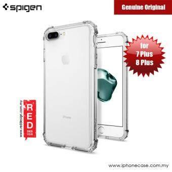 Original Spigen Crystal Shell Protection Case for Apple iPhone 7 Plus 8 Plus 5.5 (Clear