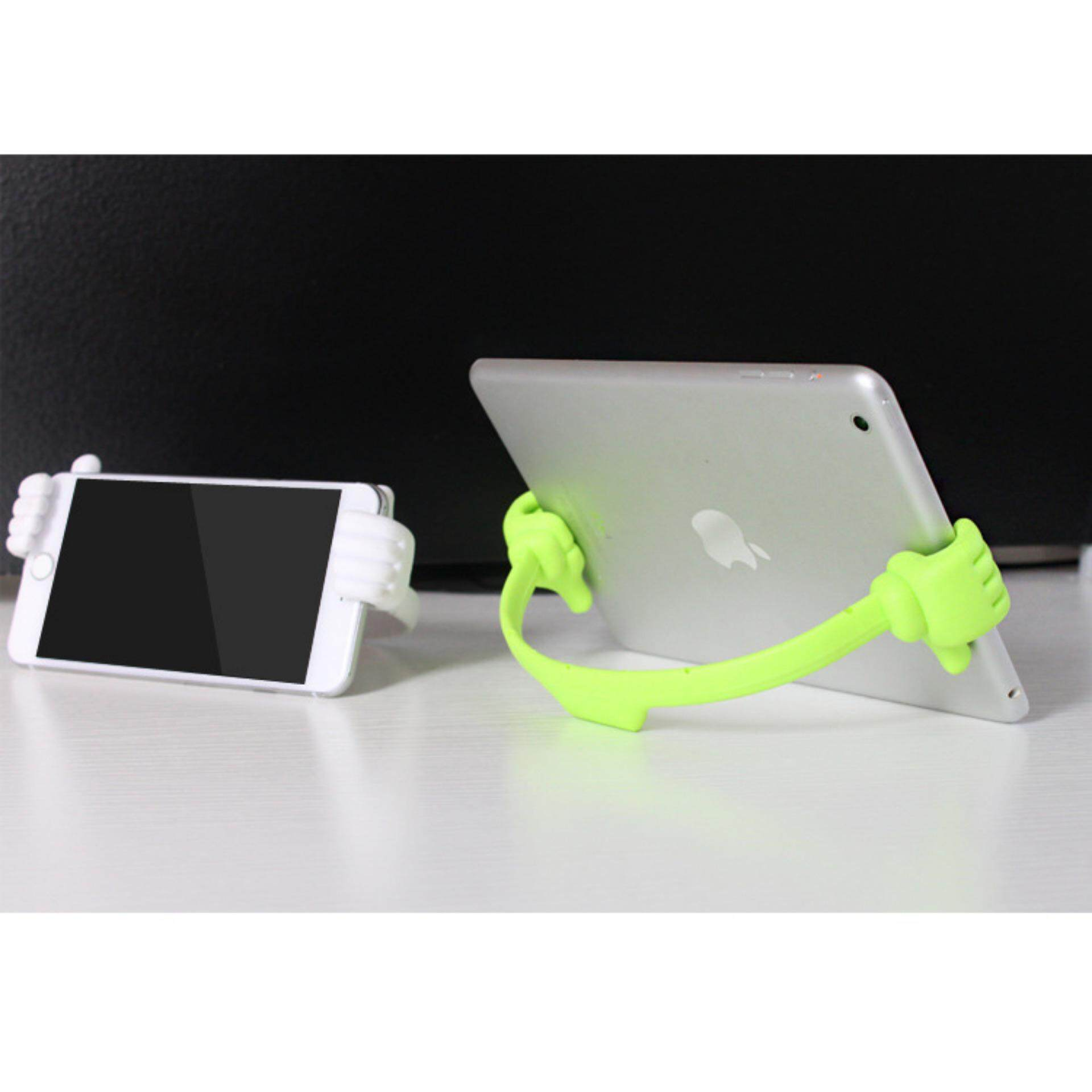 Originality Mobile Phone Holder Thumbs Modeling Phone Stand Bracket Holder Mount for IPhone6 Samsung Cell Phone
