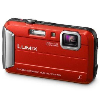 Harga Panasonic DMC-FT30 Lumix - RED