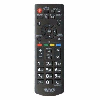 Harga Panasonic LCD/LED TV Remote Control Replacement - Huayu RM-1180M
