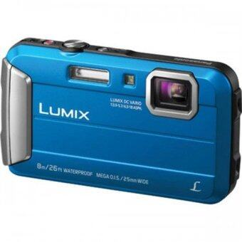 Harga Panasonic Lumix DMC-FT30 Waterproof Action Camera - Blue