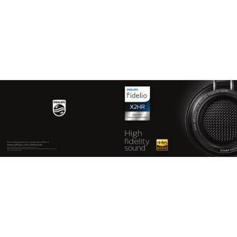 Philips Fidelio X2HR/00 Headphones - 5
