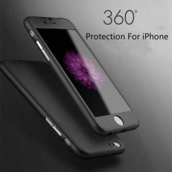 Harga (phone case ipone6)360 Whole Package PC Phone Protective Hard CaseProtector for iPhone 5 5s SE/6/6plus/6s/6s plus/7/7 plus