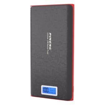 Pineng PN-920 20,000mAh High Capacity PowerBank With 2 USB Port & LCD Display