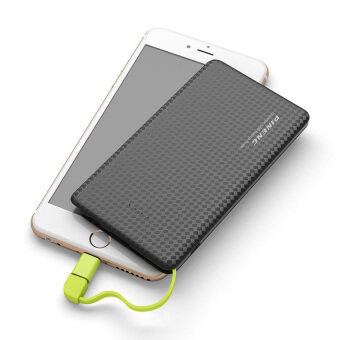 Pineng PN-951 10000 mAh Power Bank (Black)