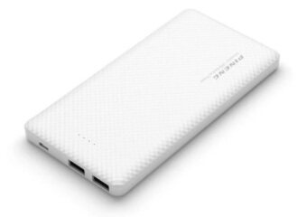 Pineng PN-958 10000 mAh Power Bank (White)