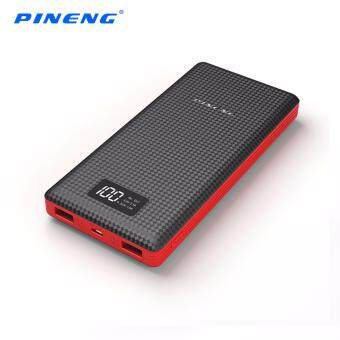 PINENG PN-969 PN969 100% ORIGINAL 20000MAH POWER BANK (BLACK)
