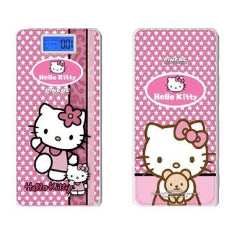Pineng PN-999 20000 mAh Power Bank hello kitty + Free Pouch