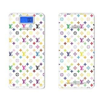 Pineng PN999 powerbank sticker (White)