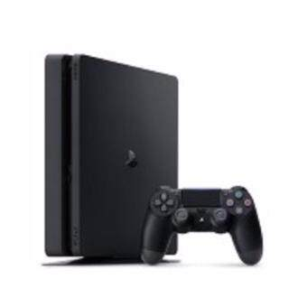 Harga PlayStation 4 SLIM 1TB (Black) (Sony Malaysia Official Product)