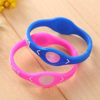 Power Balance Energy Health Original Bracelet Silicone HologramRandom Color