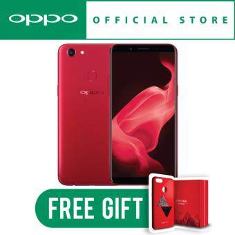 (Pre-order) OPPO F5 6GB - Limited Edition Giftbox [Ship Before: 31st Dec]