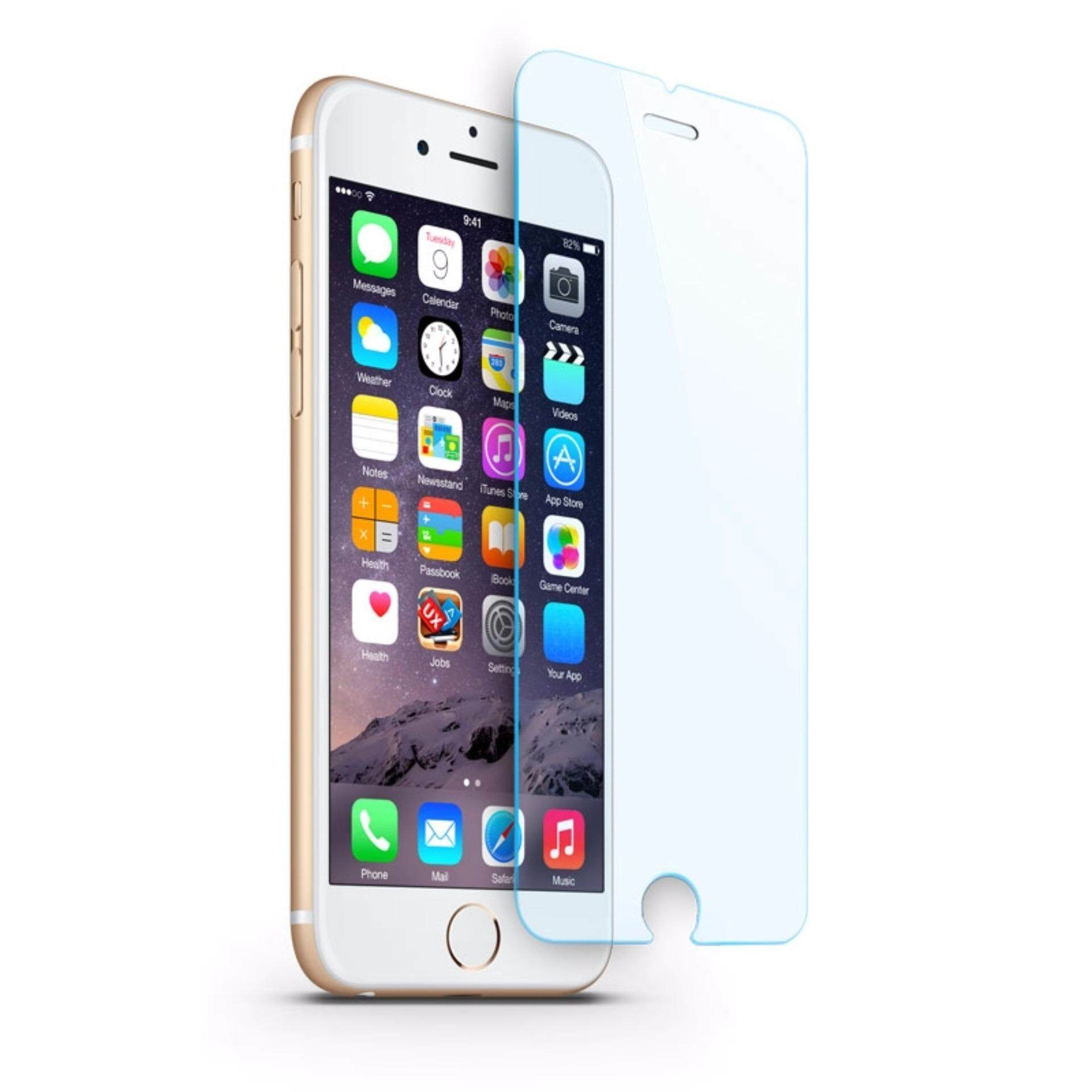 PREMIE Anti-Blue Light Tempered Glass for Apple iPhone 6 Plus / 6s  Plus