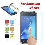 Detail Gambar Premium Tempered Glass Film Screen Protector Cover For Samsung Galaxy J1 Ace Terbaru
