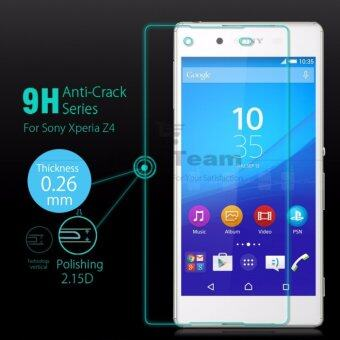 Premium Tempered Glass for Sony Xperia Z4 Screen Protector Film - Int'L