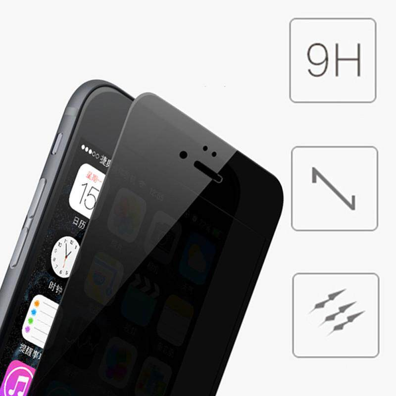 Privasi Anti Mata mata Kaca Melunakkan Layar Pelindung Film untuk iPhone 6 S .