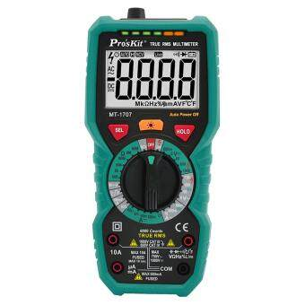 Pro'sKit MT-1707 3 5/6  True-RMS Multimeter (Taiwan)