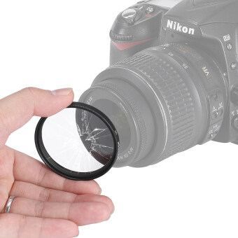 Professional Lens Filter Accessory Kit for Canon Nikon SonySamsungfilm and Other DSLR Camera Lenses - 3