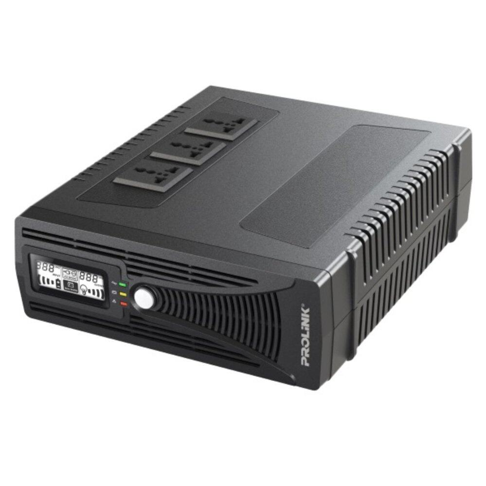 PROLiNK IPS1200 1200VA High Performance Inverter Power Supply (IPS) / Generator with LCD Display