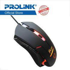 PROLiNK PMG9002 FURAX 7-Colour Illuminated Gaming Mouse Malaysia