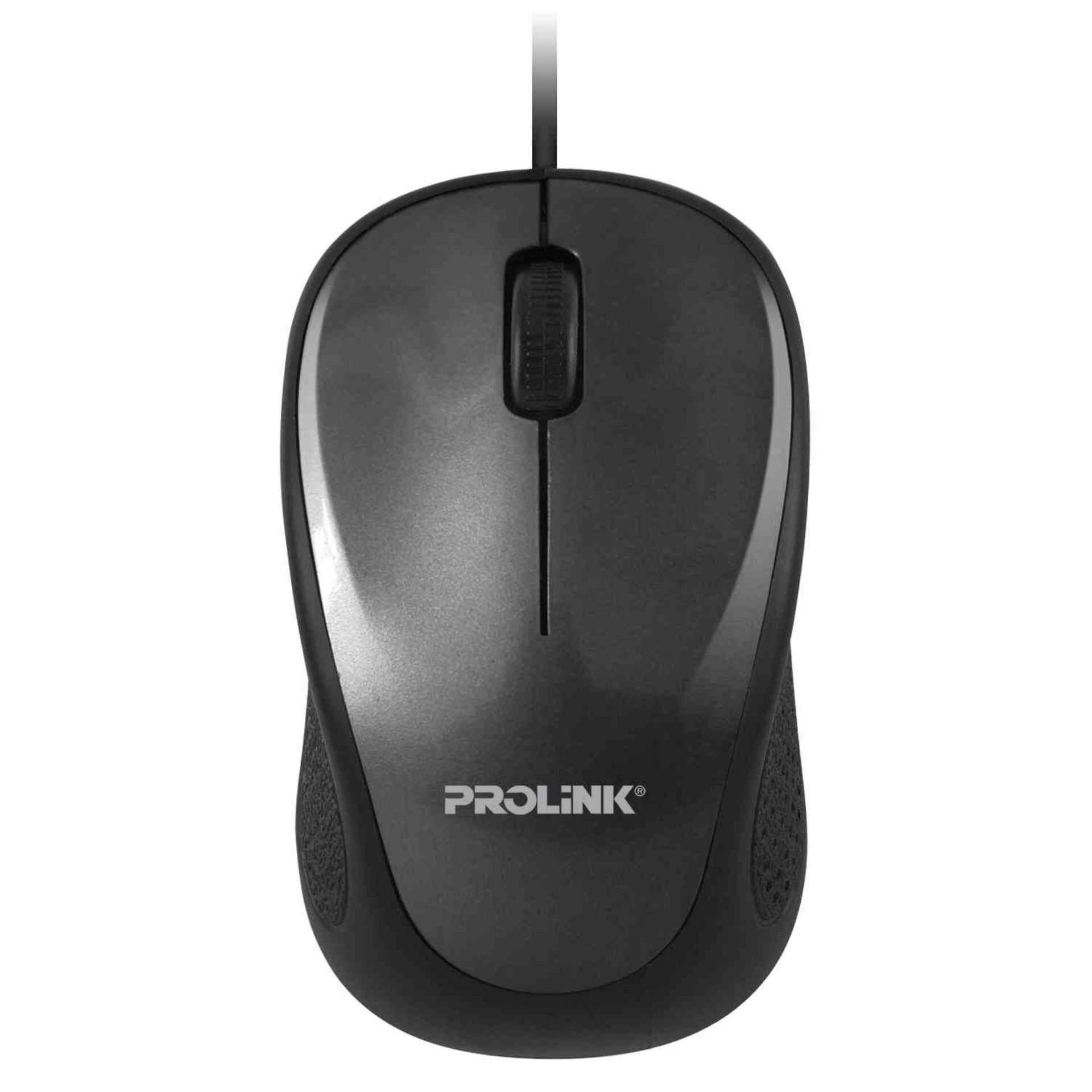 f9ba0ec26ec PROLiNK PMO630U USB Optical Mouse (Black)