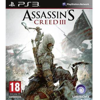 Harga PS3 ASSASSIN CREED 3 - PRE OWNED