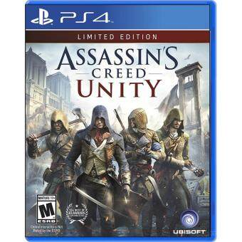 Harga PS4 Assassins Creed Unity Limited Edition (RALL/ENG)
