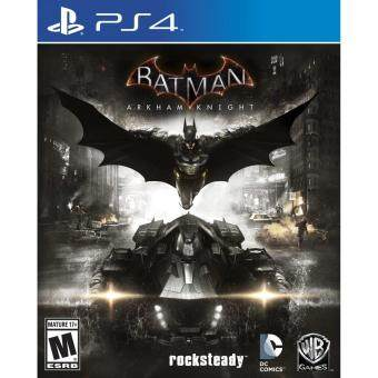 Harga PS4 BATMAN ARKHAM KNIGHT STANDARD EDITION (R1)