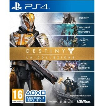 Harga Ps4 Destiny:The Collection R2