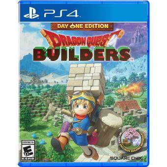 Harga PS4 Dragon Quest Builder R3