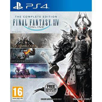 Ps4 Final Fantasy XIV complete edition (R2)