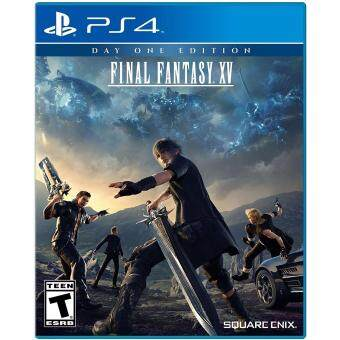 Harga PS4 Final Fantasy XV Day One Edition