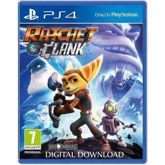 Harga PS4 Ratchet And Clank (Digital Download )