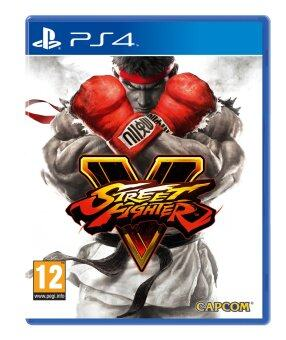 Harga PS4 Street Fighter 5 (English)