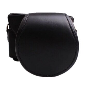 PU Leather Camera Case Bag for Canon EOS M10