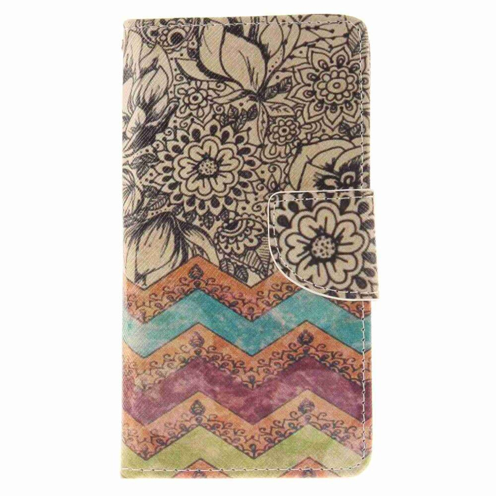 PU Leather Flip Cover for LG Magna H550F T540 H520Y LG G4c H525n .