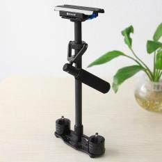 Puluz Karbon Serat Handheld SLR Kamera Video Kamera Penstabil Peredam Kejut-Internasional