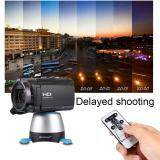 Beli Puluz Remote Control Delay Electric Panoramic Pan 360 Derajat Ponsel Biru Intl Puluz