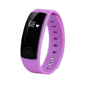 QS80 Wristband Heart Rate Monitor Blood Pressure Monitor Smart Watch Sleep Monitor Smart Band Bluetooth Fitness Tracker Bracelet For IOS And Android