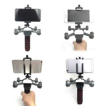 Harga Quadcopter Holder Gimbal Stabilizer Handheld Bracket for DJI SPARKDrone Tool
