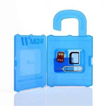 R-SIM11 General Nano Cloud Unlock Card For iPhone7&6S&6&5&4S IOS10.
