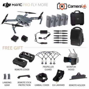 Harga [READY STOCK] DJI Mavic Pro FLY MORE Ultimate Combo (Official DJIMalaysia Warranty)