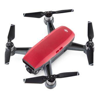 Harga (Ready Stock) DJI Spark Color : Red (Official DJI MalaysiaWarranty)