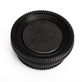 Harga Rear Lens Cap Cover Body Cap For All Nikon AF AF-S DSLR SLR LensDust Camera
