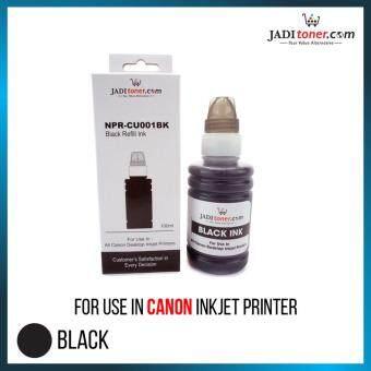 Refill Ink (5 In 1 Set - 100ml) For Canon Inkjet Printer For CISS Refill Dye Based Ink - 2