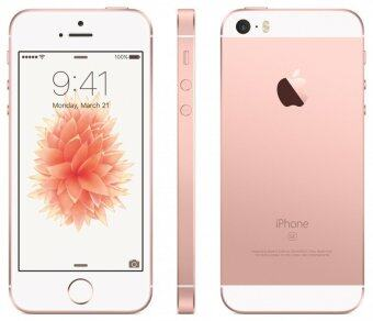 *RM1599.00* Apple iPhone 5s 32GB Rose Gold